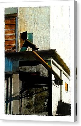 Mill 5 Canvas Print by Brenda Leedy