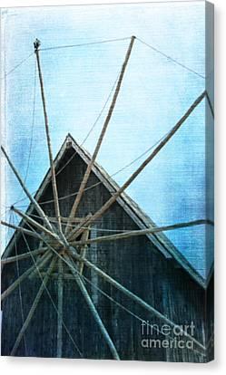 Mill  Canvas Print by Lali Kacharava