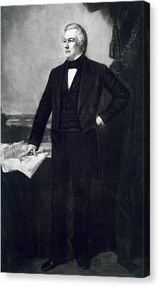 Millard Fillmore Canvas Print by George Healy