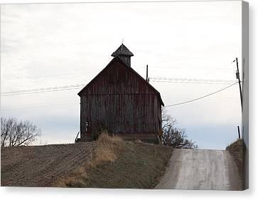 Miller  Barn Canvas Print