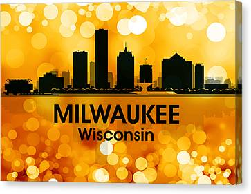 Milwaukee Wi 3 Canvas Print