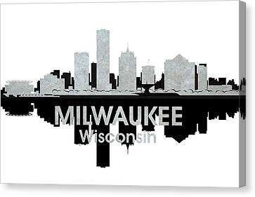 Milwaukee Wi 4 Canvas Print
