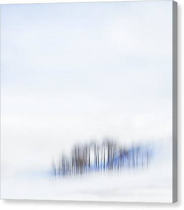 Minimal Trees Canvas Print