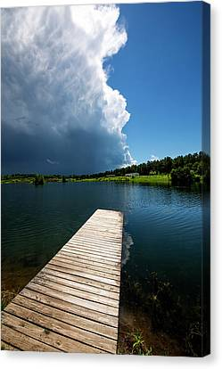 Hawkins Canvas Print - Minnesota, Duluth, (large Format Sizes by Peter Hawkins