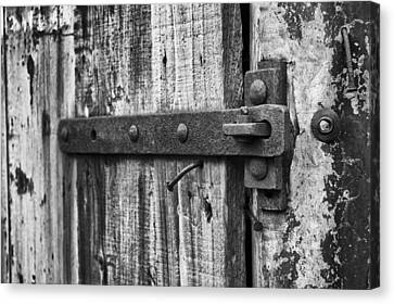 Miners Shed  Canvas Print