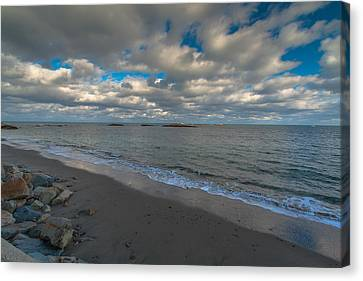 Minot Beach Canvas Print