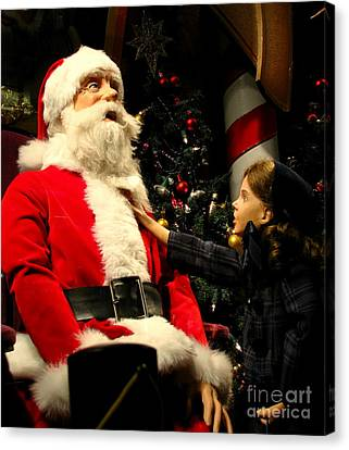 Miracle On 34th Street Canvas Print