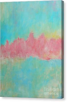 Mirage Canvas Print by Kate Marion Lapierre