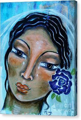 Miriamne Canvas Print