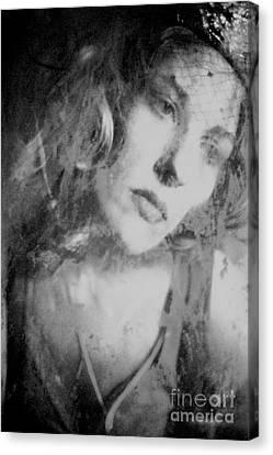 Mirror Mirror... Canvas Print by Sharon Coty