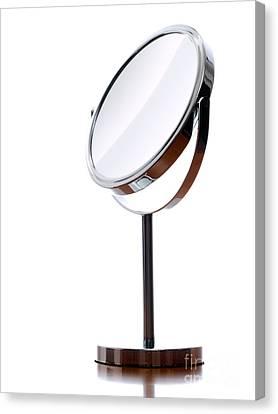 Mirror Canvas Print by Sinisa Botas