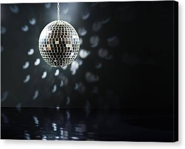 Mirrorball Canvas Print