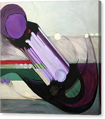 Misheberach Canvas Print by Marlene Burns