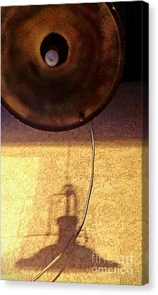 Misperception Canvas Print by James Aiken