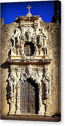 Mission San Jose No 1 Canvas Print by Stephen Stookey