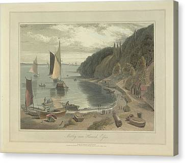 Mistley Canvas Print by British Library