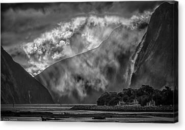 Misty Milford Canvas Print