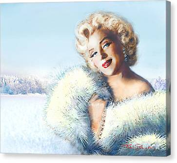 Mm 126 D 4 Canvas Print by Theo Danella