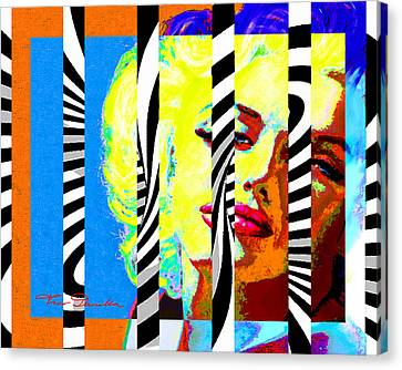 Mm 130 C Canvas Print by Theo Danella