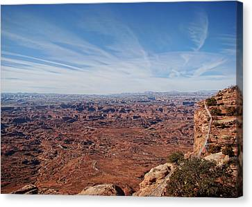 Moab  Canvas Print by Cathy Anderson