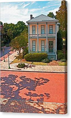 Mobile Victorian Canvas Print by Dennis Cox WorldViews