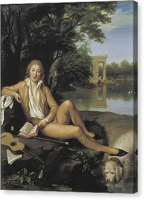 Mocchi, Bernardino 1741-1812. Camillo Canvas Print by Everett