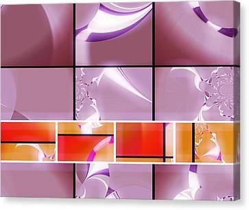 Mod 003 Canvas Print by Aurelio Zucco