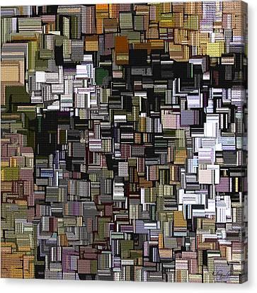 Modern Abstract Xxxii Canvas Print