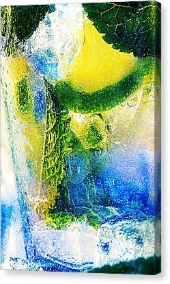 Mojito Canvas Print by Selke Boris
