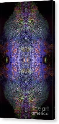 Moksha Canvas Print - Moksha by Tim Gainey