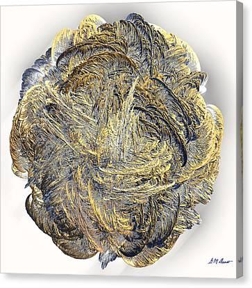 Molten Canvas Print by Michael Durst