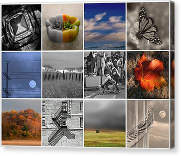 Moments In Time Canvas Print by Don Spenner