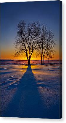 Moments Of Clarity Canvas Print by Phil Koch