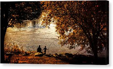 Moments To Remember Canvas Print by Bob Orsillo