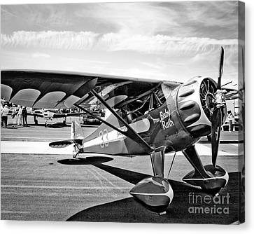 Mono-coupe 110 Special Canvas Print by Arne Hansen