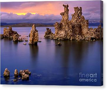 Mono Lake Afterglow Canvas Print