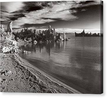 Mono Lake South Towers Canvas Print