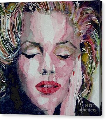 Monroe No 6 Canvas Print by Paul Lovering