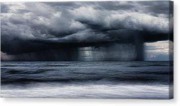 Monsoon Canvas Print by Matt Dobson