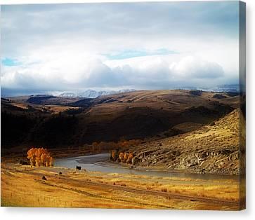 Montana Canvas Print