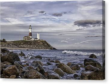 Montauk Afternoon Canvas Print