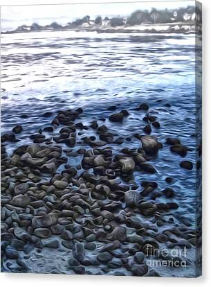 Monterey California - 09 Canvas Print by Gregory Dyer
