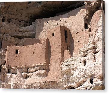 Montezuma Castle 2 Canvas Print
