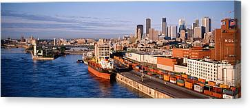 Montreal, Quebec, Canada Canvas Print by Panoramic Images
