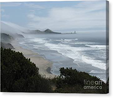 Moolack Marine 001 Canvas Print by DDs Outdoors