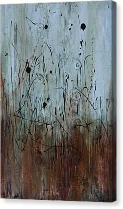 Moon Lit Canvas Print by Lauren Petit
