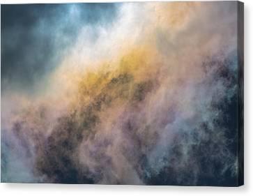 Sundog Canvas Print by Dennis Bucklin