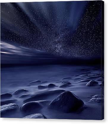Moonlight Canvas Print by Jorge Maia