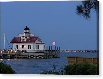 Moonrise Canvas Print by Gregg Southard