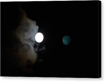 Moonshadow Canvas Print by As You See  It